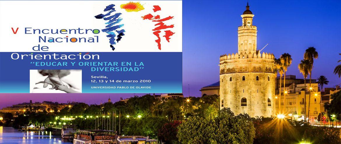 2010 V Encuentro Orientadores Sevilla