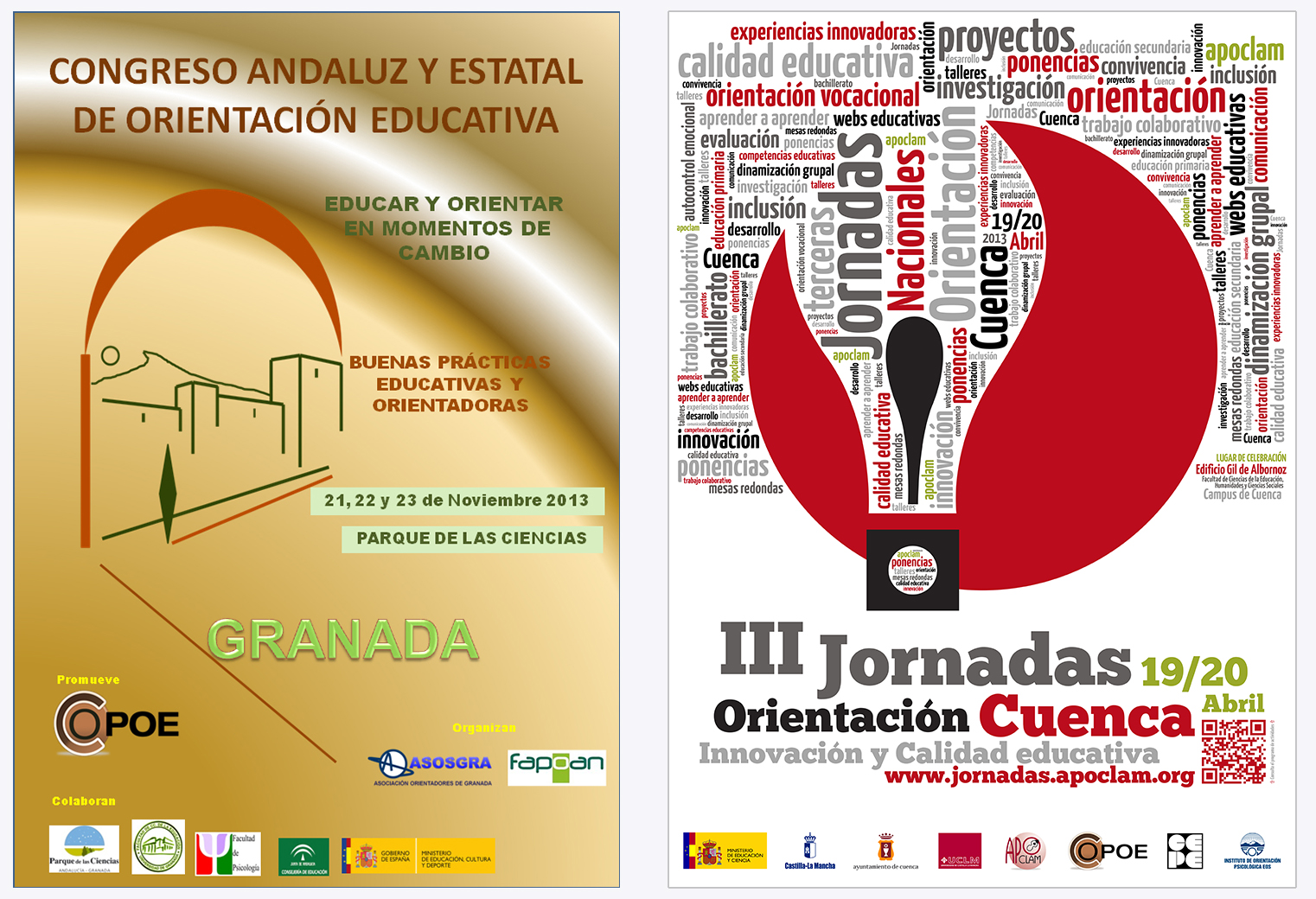 2013 Congreso Granada Jornadas Cuenca