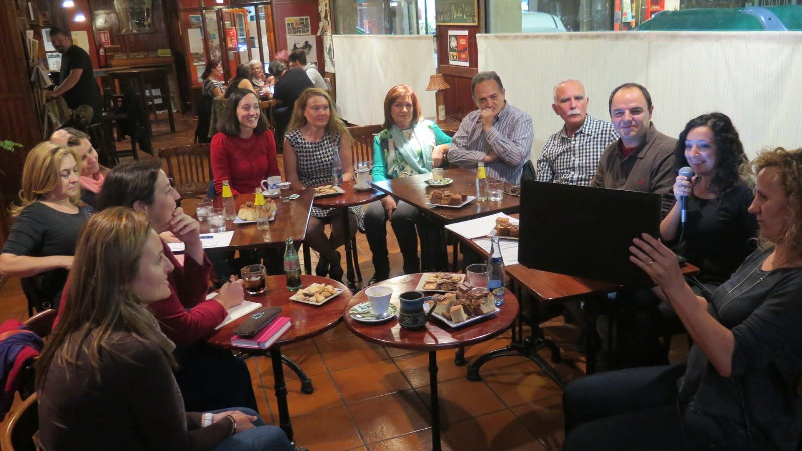 2014 II Encuentro Cafe