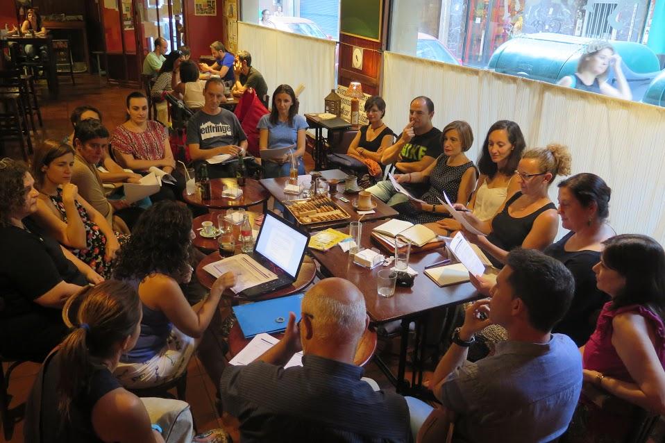 2015 III Encuentro Cafe