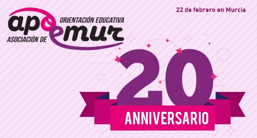 2019 20 Aniversario APOEMUR